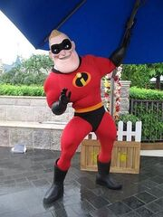Mr Incredible HKDL