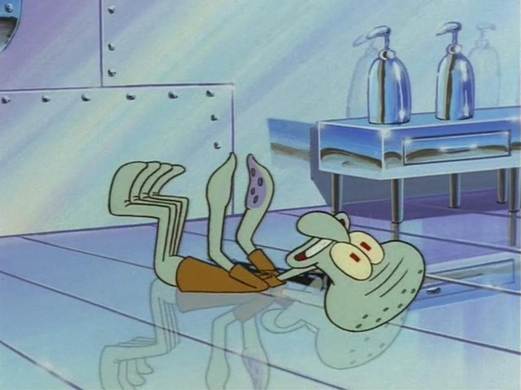 Squidward tentacles fictional characters wiki fandom powered by wikia