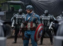 Marvel Cinematic Universe - Captain America 99