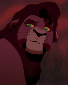Young adult Kovu