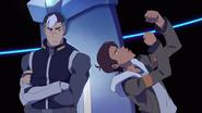 Lance and Shiro