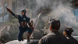 Marvel Cinematic Universe - Captain America 68