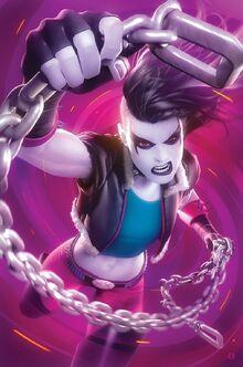 Xiomara Rojas Teen Titans Vol 6 25