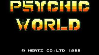 Master System Longplay 100 Psychic World