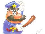 Cookie Cop