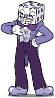 Cuphead king dice sprite