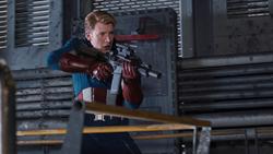 Marvel Cinematic Universe - Captain America 125
