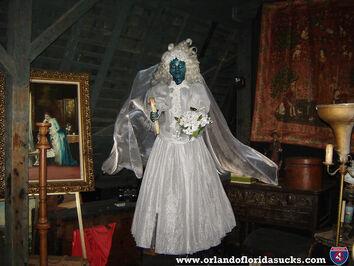 Natalie haunted mansion