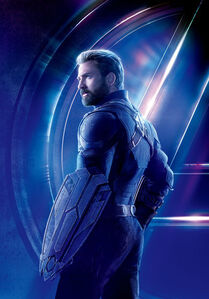 Marvel Cinematic Universe - Captain America 58