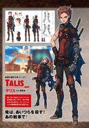 Talis Concept Art