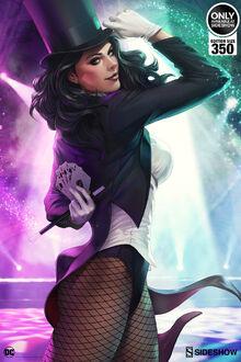 Zatanna Zatara DC Comics