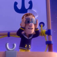 PAW Patrol Cap'n Horatio Turbot Captain Character 6
