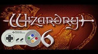 Wizardry 6 - Super Famicom version 2 6