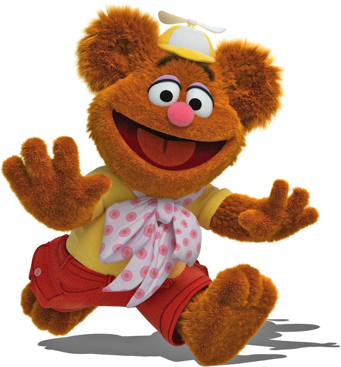 Muppet Babies - Fozzie (Puzzle) - YouTube  Muppet Babies Fozzie
