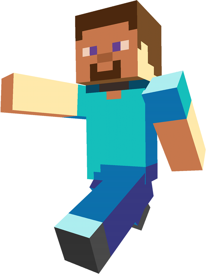 steve minecraft fictional characters wiki fandom powered by wikia. Black Bedroom Furniture Sets. Home Design Ideas