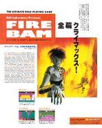 Fire Bam Flyer