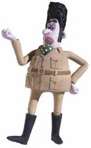 Victor quartermaine (wallace and Gromit)