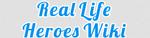 Real Life Heroes Wordmark