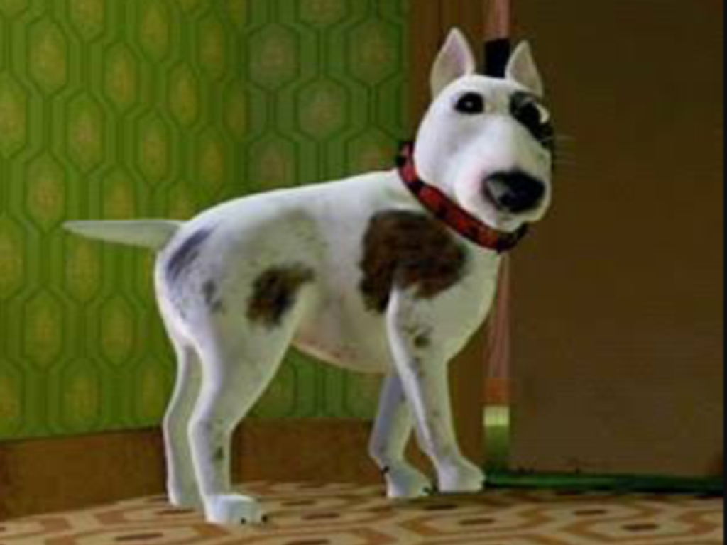 Scud | Fictional Characters Wiki | FANDOM powered by Wikia | Toy Story Dog Breed