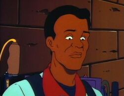 Winston Zeddemore (The Real Ghostbusters)