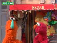 Elmo and Narf