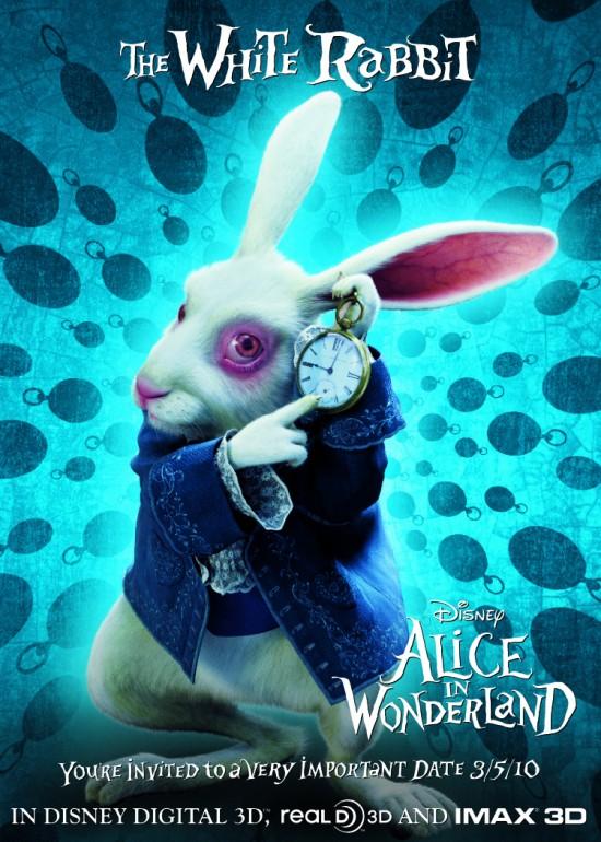 White Rabbit Fictional Characters Wiki Fandom Powered By Wikia