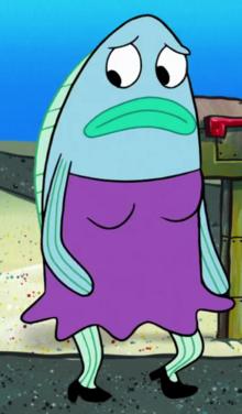 Abigail SpongeBob SquarePants