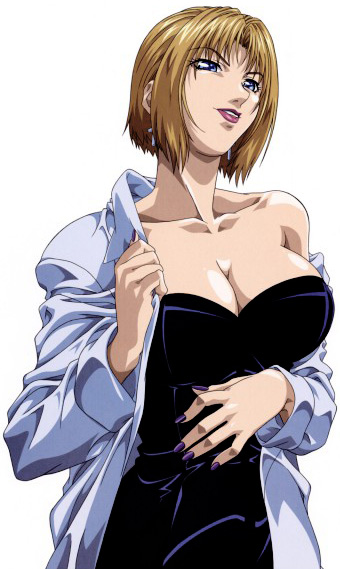 Reika Kitami Is A Villainess From Bible Black