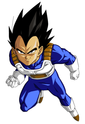 Vegeta by bardocksonic-d606hr0