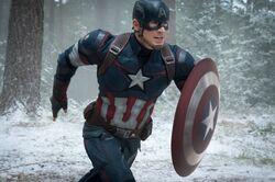 Marvel Cinematic Universe - Captain America 135