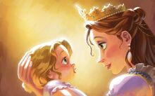 Rapunzel Story 1