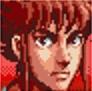 Ryuhi Face for Hiryuu no Ken S Golden Fighter