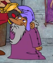 Dave the Barbarian Episode 21 Not a Monkey - Happy Glasses 11-15-2018 3-36-36 PM