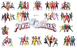 Power Rangers characters