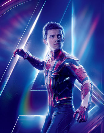 Spider-Man (Marvel Cinematic Universe) | Fictional