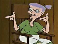 Grandma Gertie