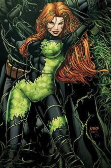 Poison Ivy Detective Comics Vol 2-14