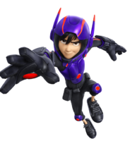 Hiro Action Render
