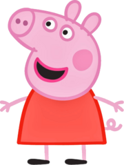 Character peppa
