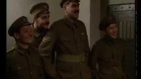We're Your Firing Squad - Blackadder Goes Forth - BBC Comedy Greats