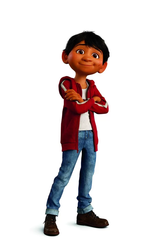 Miguel Rivera Is A Main Hero From Pixar Movie Coco