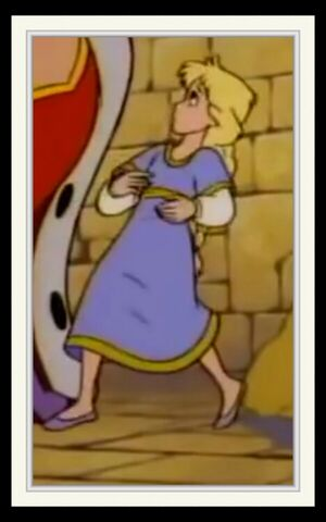Princess Calla