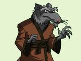 Master Splinter (TMNT 2003)