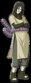 Orochimaru's Original Attire