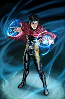 Wiccan Marvel