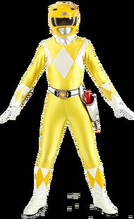 Yellow Mighty Morphin Power Ranger