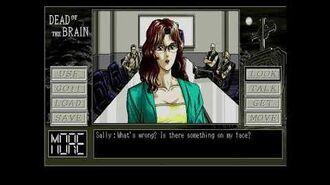 "Dead of the Brain NEC PC-9801 ""ENGLISH"" FairyTale 1992 (Part 4 7)"
