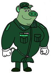 Dog a tat Pig green Bhattarai Baidya tsumiya soldier pig greencharacter inu wa tatou dog a tat the rat a tat2 lrt