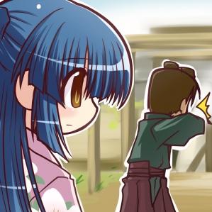 Pendulum Workmanship Heart for Moe no Sakura