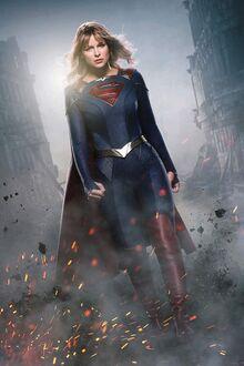 Supergirl Arrowverse